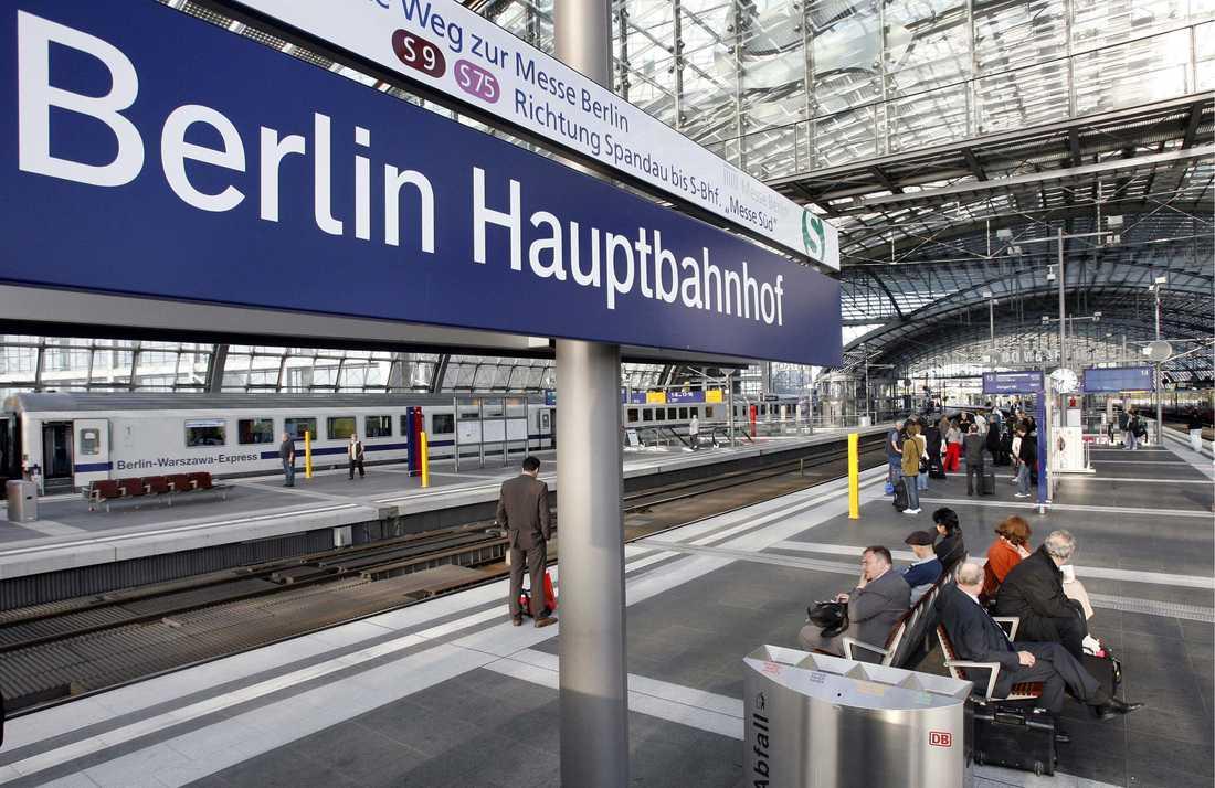 Allt fler researrangörer erbjuder klimatsmarta resor, exempelvis med tåg. Arkivbild.