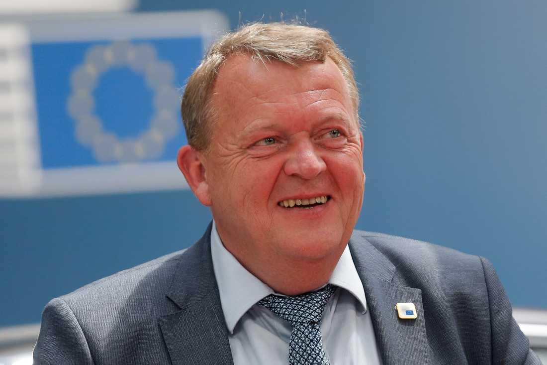 Den tidigare danske statsministern Lars Løkke Rasmussen bekräftar att han bildar ett nytt mittenparti.
