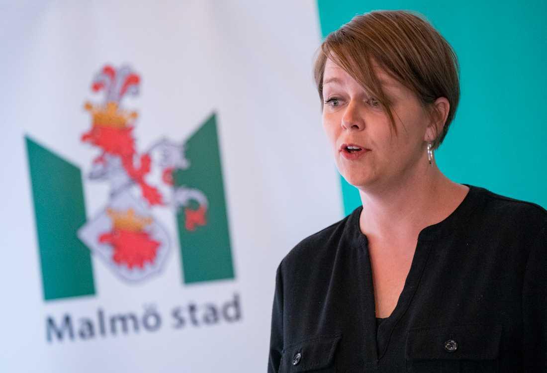 Malmös Katrin Stjernfeldt Jammeh (S) välkomnar att Migrationsverket fått i uppdrag att motarbeta fusk med folkbokföringsadresser. Arkivbild.