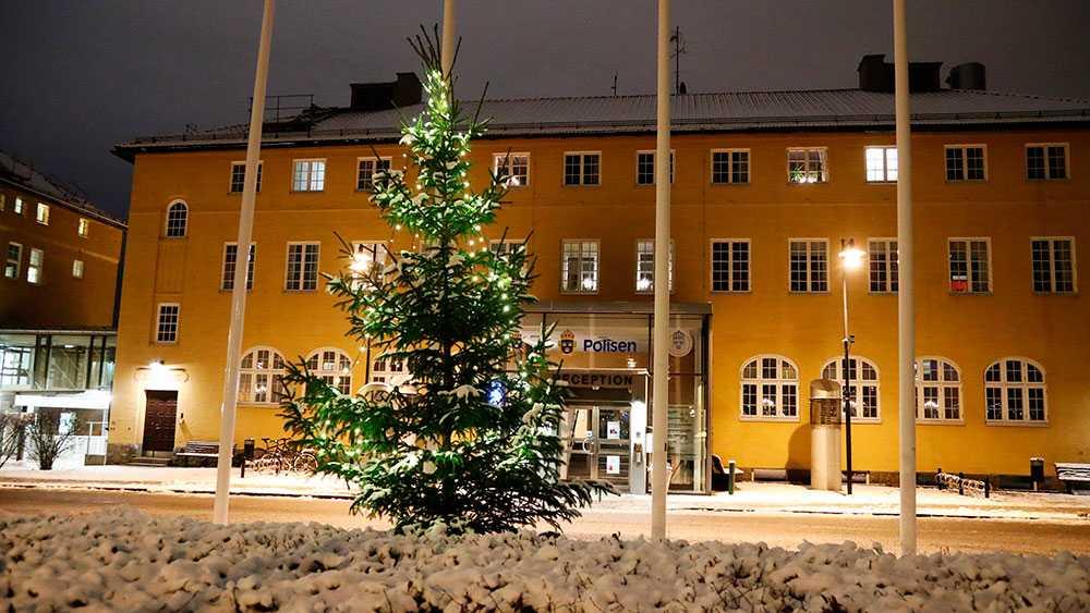 Polisfesten i Linköping spårade ur.