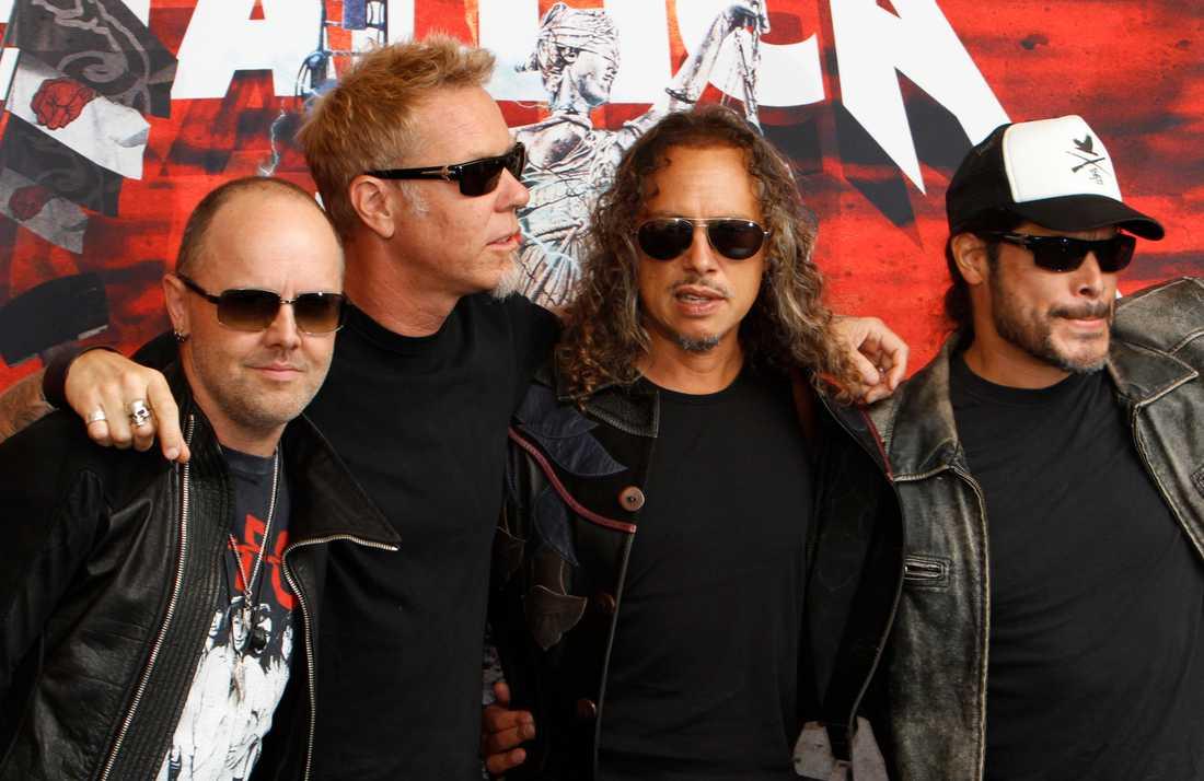 Metallica.