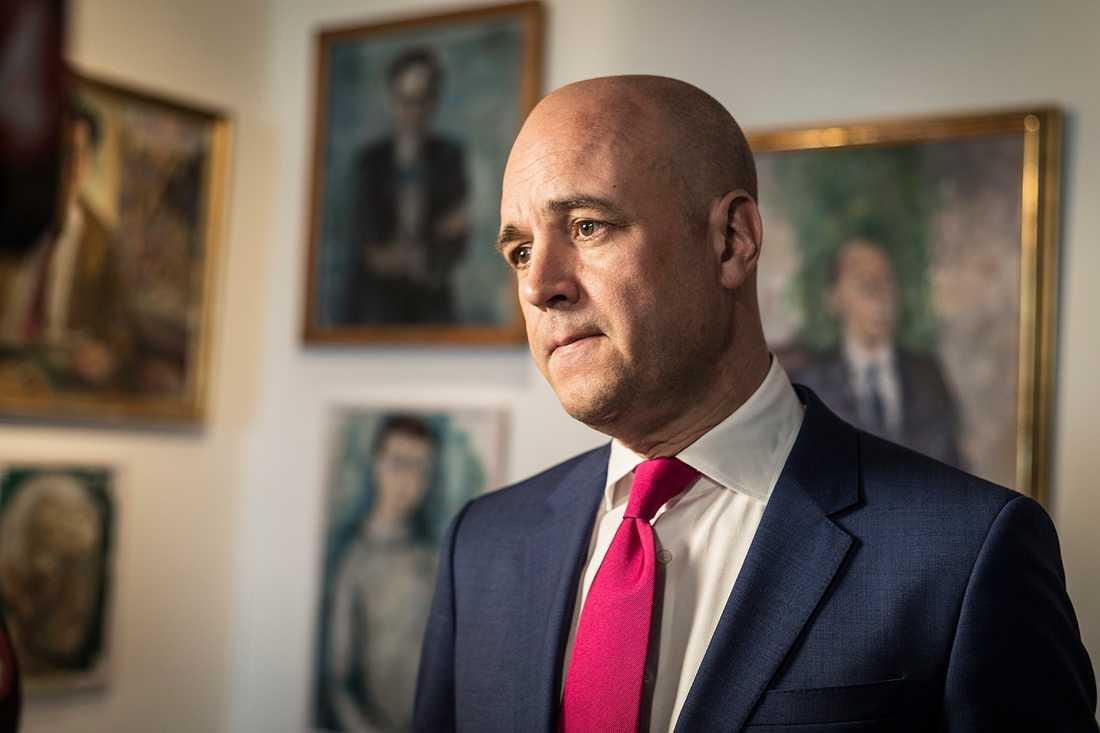 Fredrik Reinfeldt (M) styrde landet i åtta år och hade då skyhöga förtroendesiffror. I dag är läget annorlunda – inte minst inom Moderaterna.