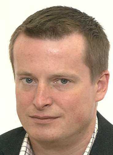 Anders Ygeman, riksdagsledamot för socialdemokraterna.