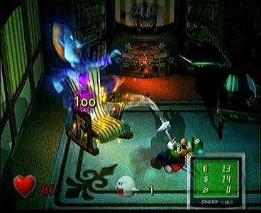 """""""Luigi mansion""""."""