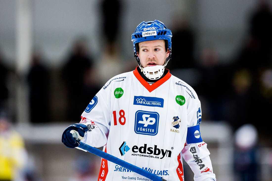 Fyramålsskytten Jonas Edling.