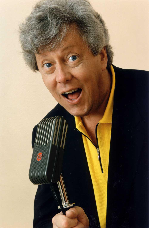 """Elfving ledde """"Svensktoppen"""" mellan 1966-1973."""