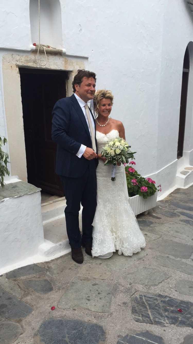 Bob Evertse och Anna Skipper