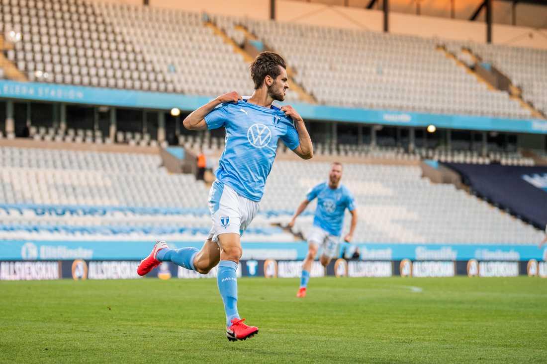 Adi Nalic satte 2–1.