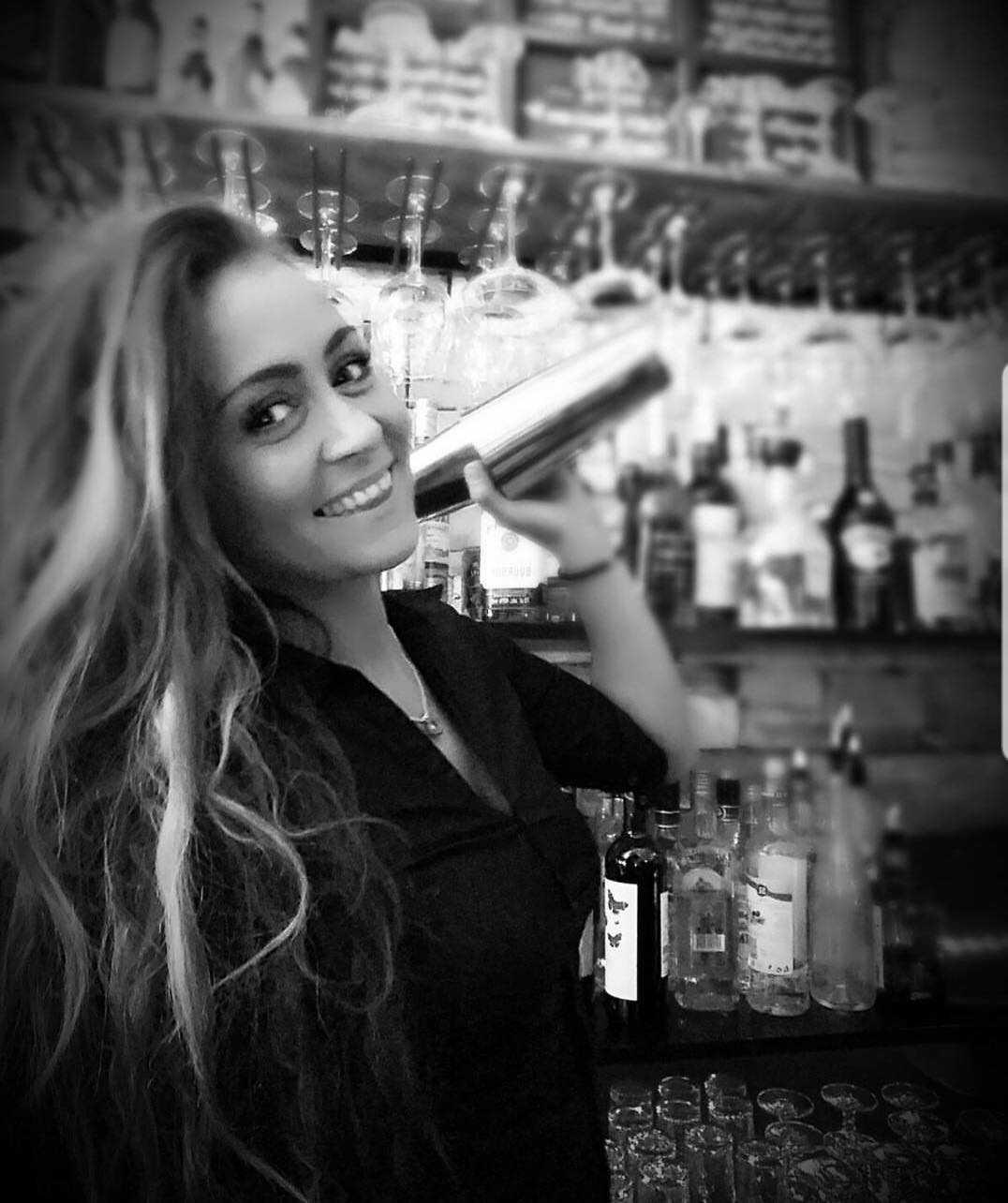Diana Abierd, restaurangansvarig på El Clasico.