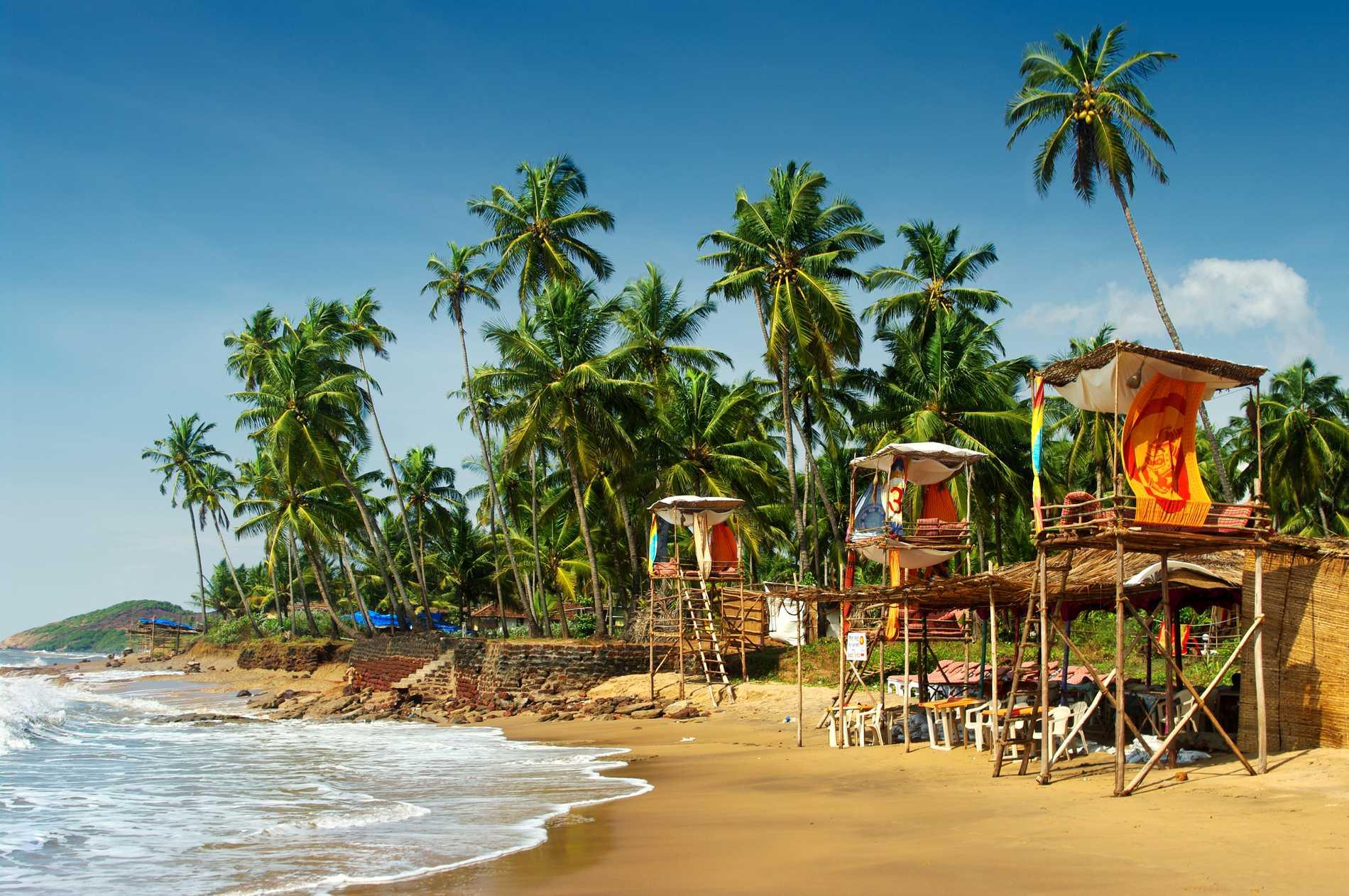I Goa finns hippekulturen kvar, men det är inte allt som finns.