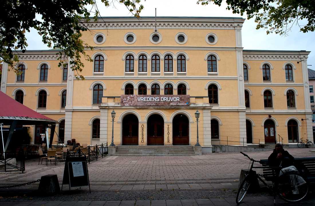 Örebro länsteater byter namn till Örebro Teater i samband med att man presenterar repertoaren 2020-2021.