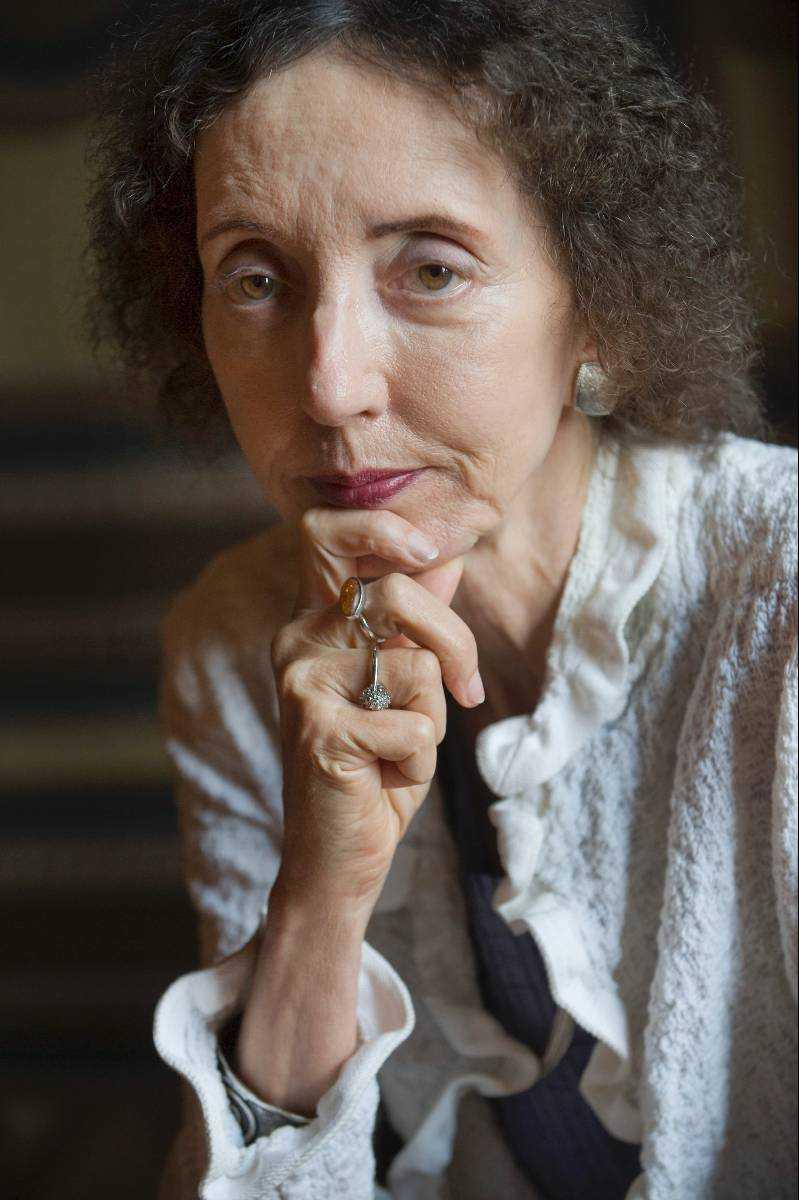Joyce Carol Oates (född 1938).