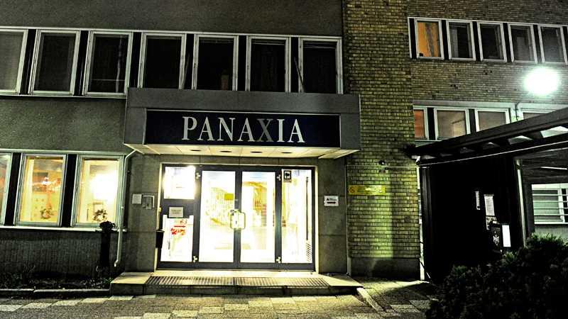 Säkerhetsföretaget Panaxia i Bromma.