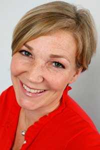 Kajsa Moström, informationschef på Apollo.