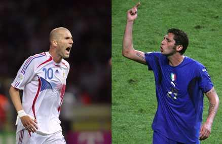 Straffas? Fifa väntas belöna bråkstarkarna Zidane och Materazzi med böter och avstängningar.