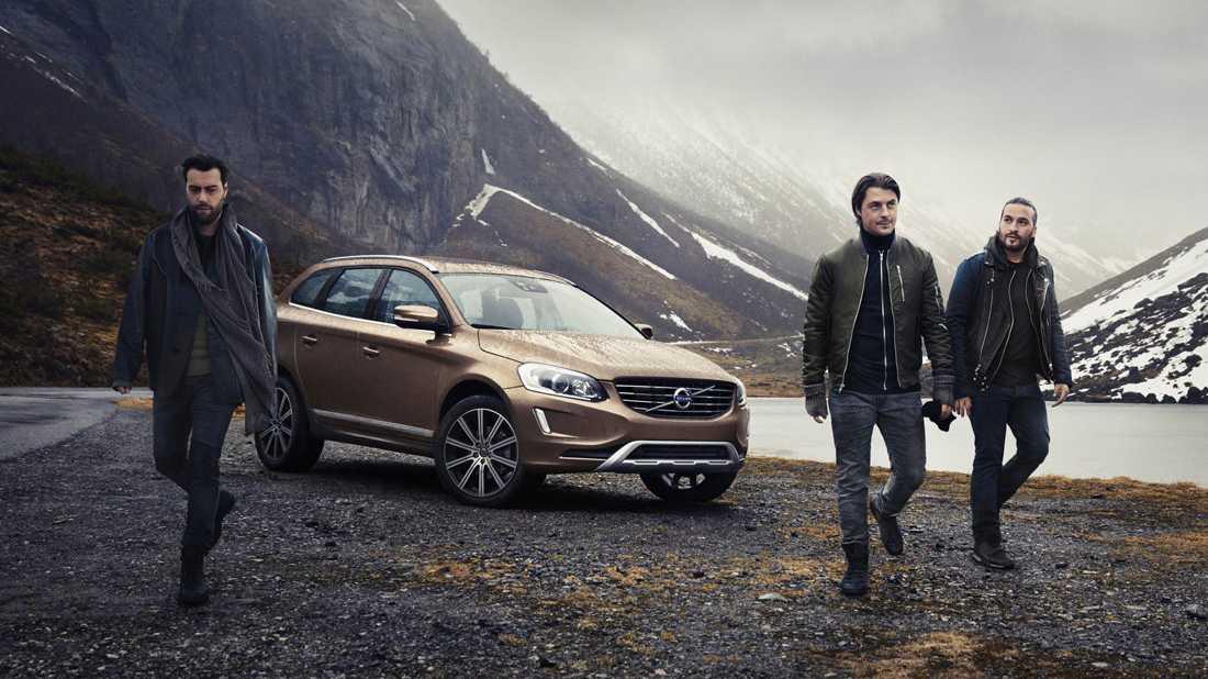 I Sverige är Volvo en Svensson bil och genom åren har profiler som Zlatan, Robyn och Swedish House Maffia figurerat som märkesambassadörer.