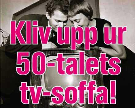 SLUTA STIRRA PÅ DUMBURKEN Tv-tittandet hör inte till vårt århundrade, menar debattören Stefan Hallgren.