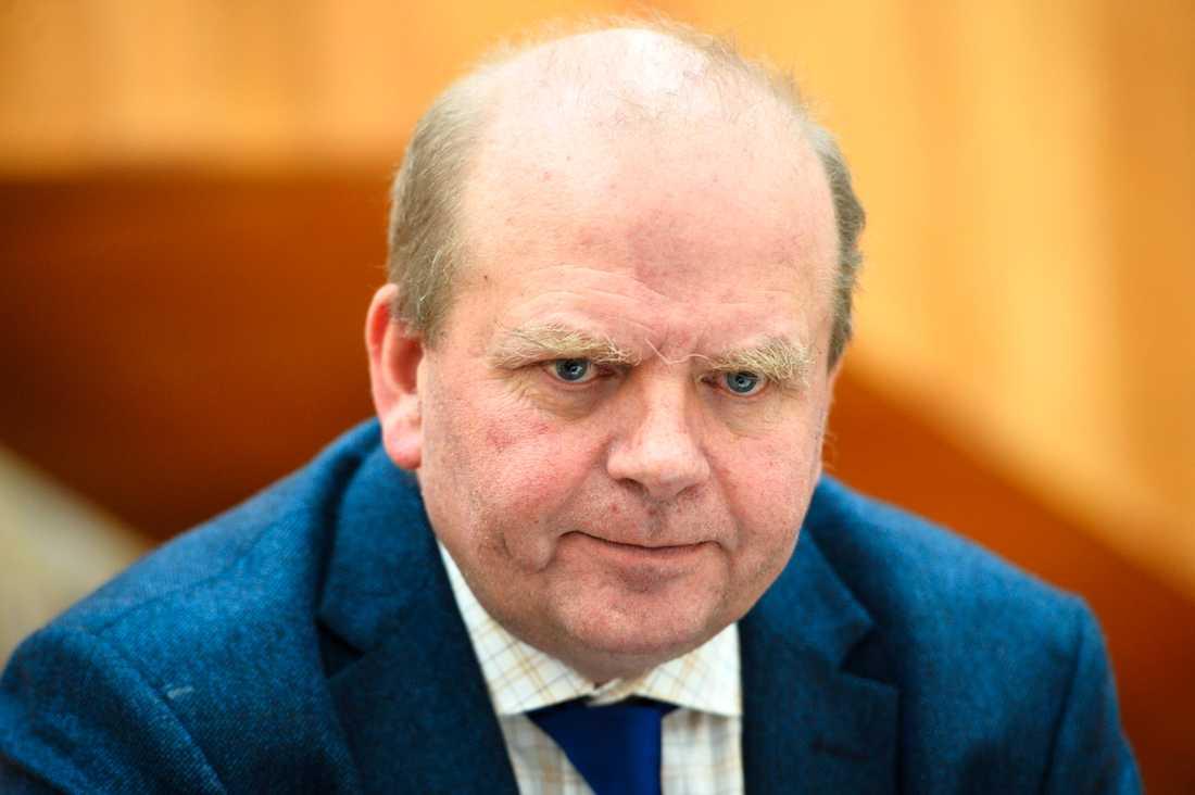 Eskil Erlandsson (C), tidigare landsbygdsminister. Arkivbild.