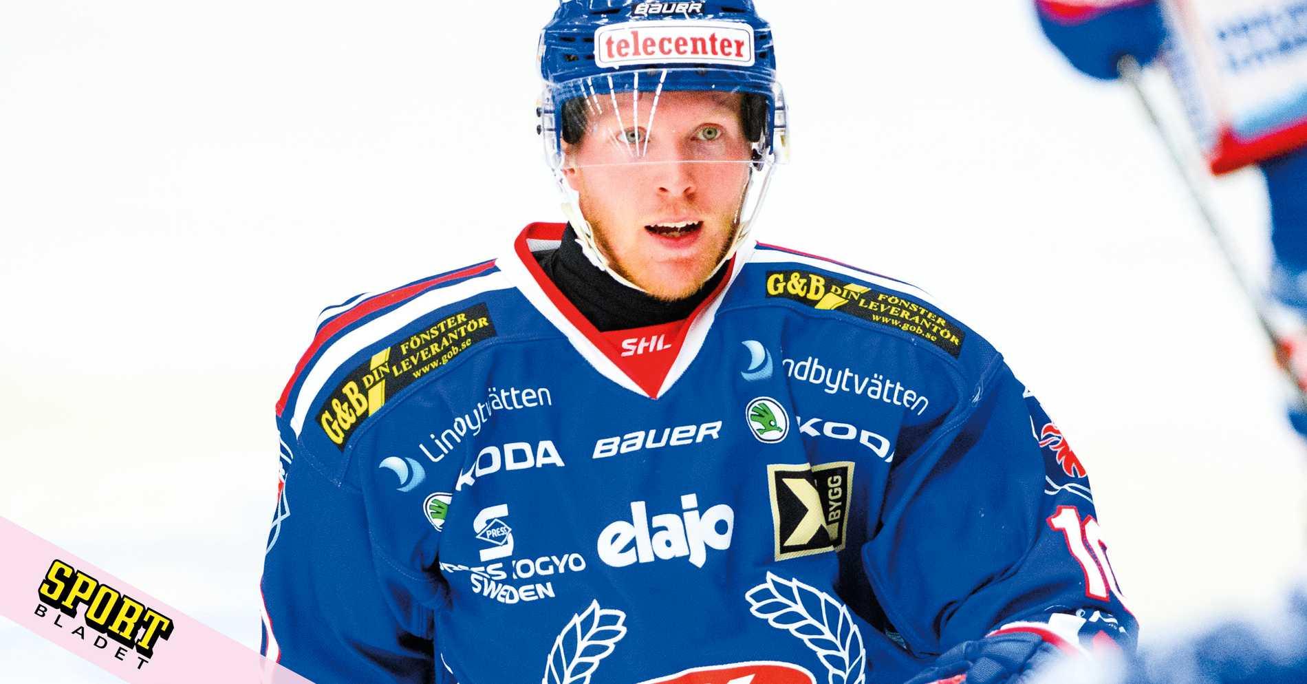 Oskarshamns-forwarden klar för AIK