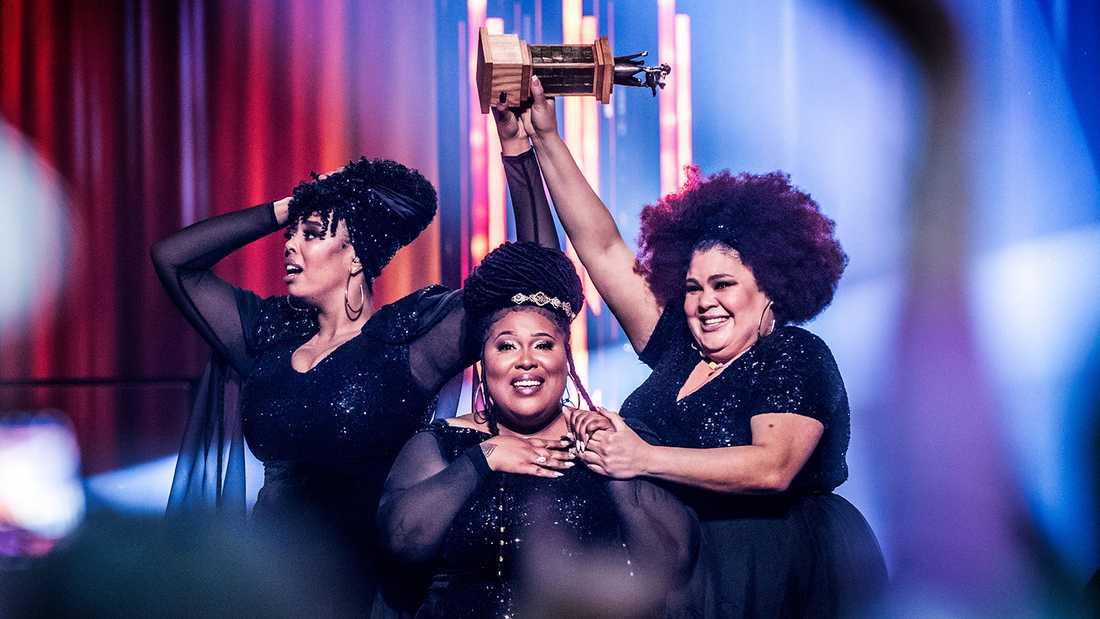 """The Mamas vinnarlåt """"Move"""" får aldrig chansen i Eurovison."""