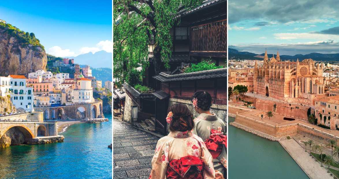 Påsklovet passar perfekt för en weekend utomlands.