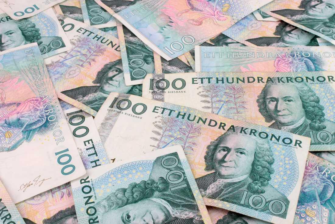 100-kronorssedeln är giltig till och med den 30 juni 2017.