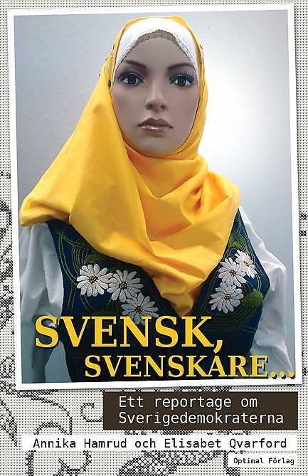 """Boken """"Svensk, svenskare..."""""""
