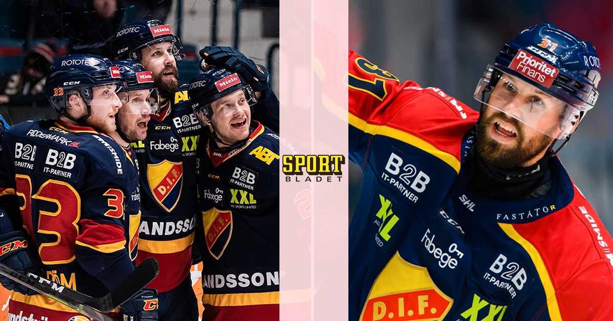 Axelsson hjälte för Djurgården