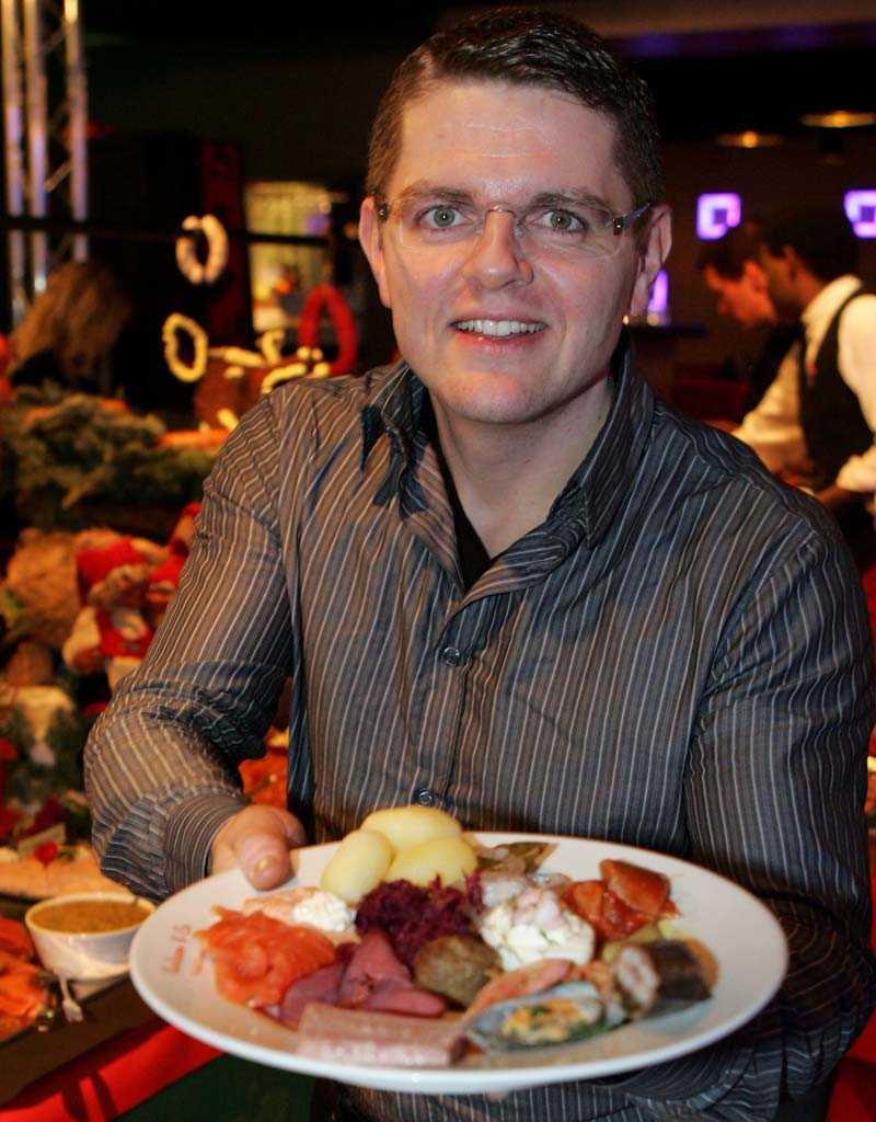 Fredrik Paulún slåss för sin nya iso-diet.
