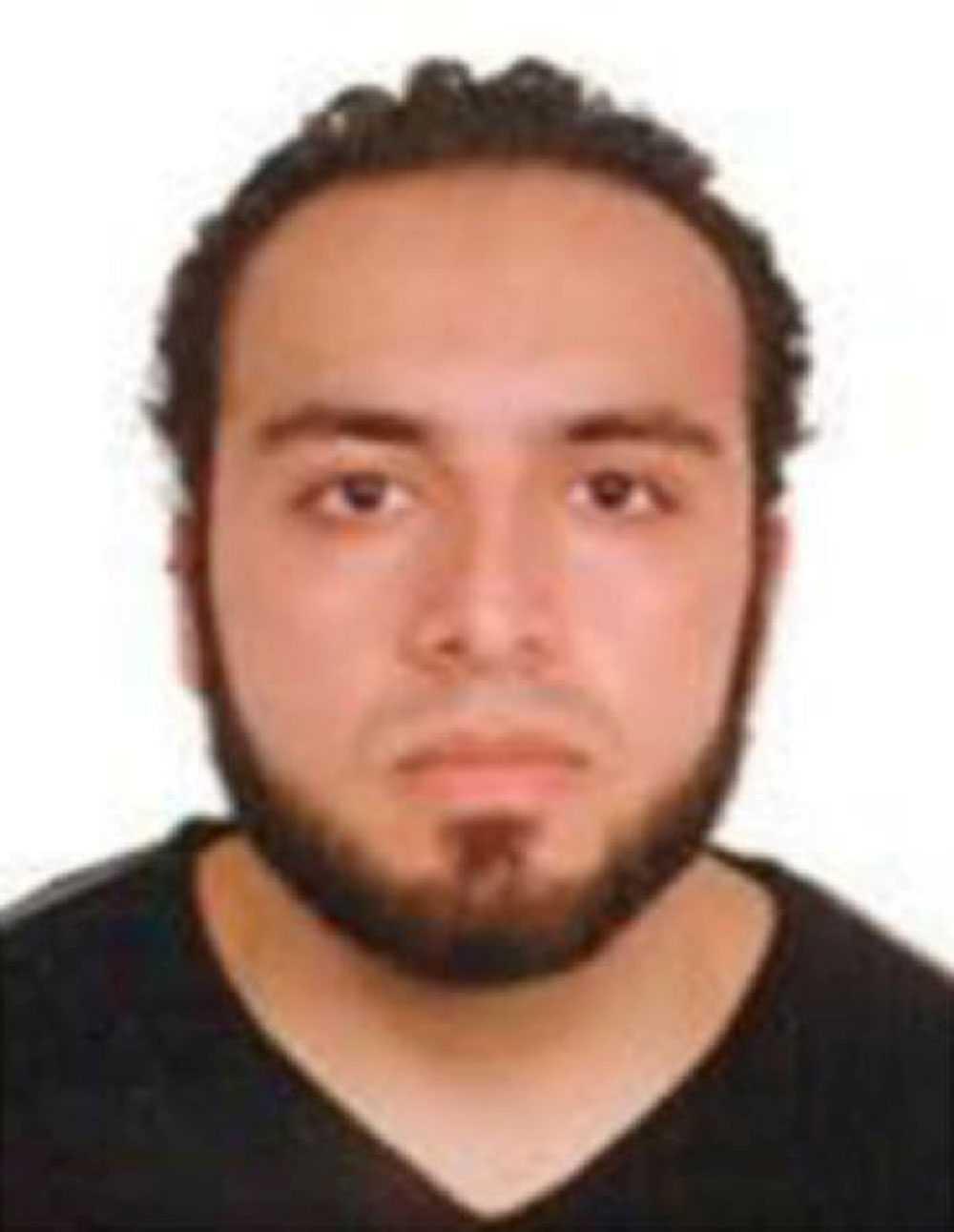 Ahmad Khan Rahami, 28, misstänkts för bombdådet.