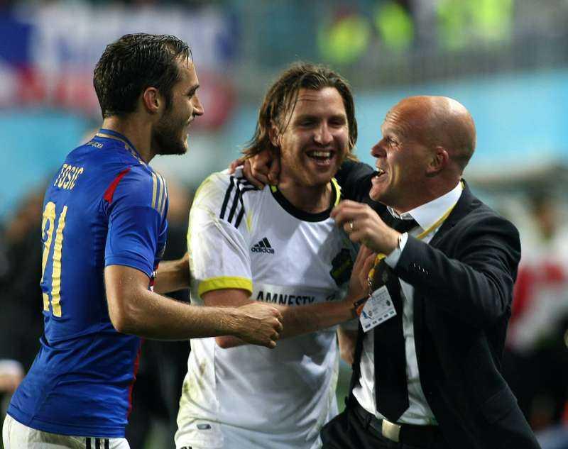 Bra självförtroende Både AIK och HIF tror sig ha goda chanser att ta sig vidare från sina grupper i Europa League. Och både klubbarna har goda erfarenheter från spel Europa.
