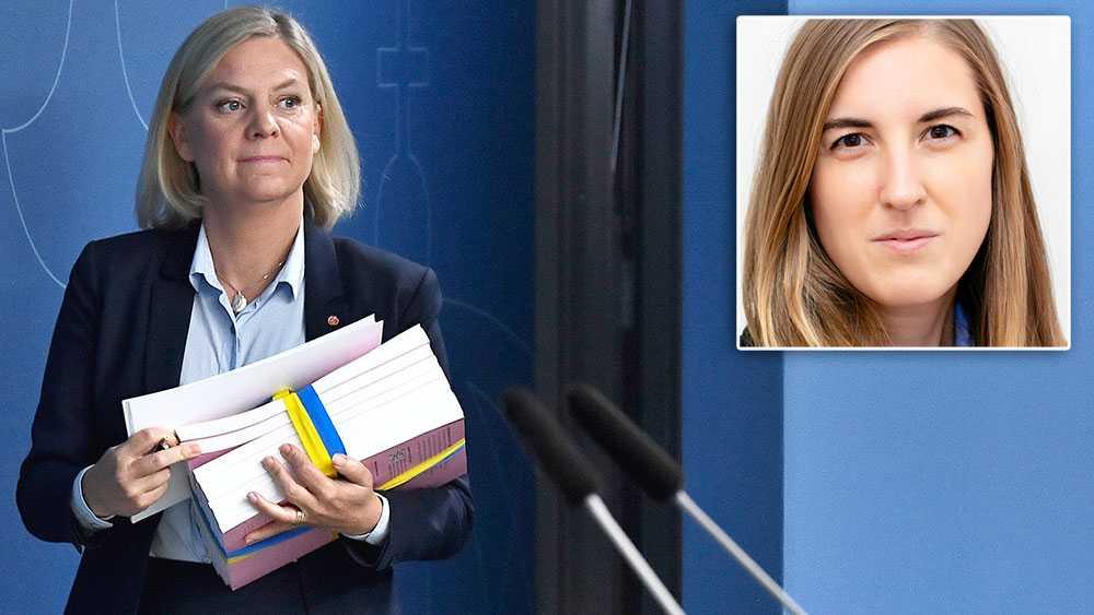 Regeringens budget leder till ökad ekonomisk ojämställdhet och saknar viktiga reformer för att stärka välfärden och jämställdheten. Att en feministisk regering bedriver en ekonomisk politik som främst gynnar män är ett svek mot kvinnorna, skriver Jenny Andersson, Sveriges Kvinnolobby.