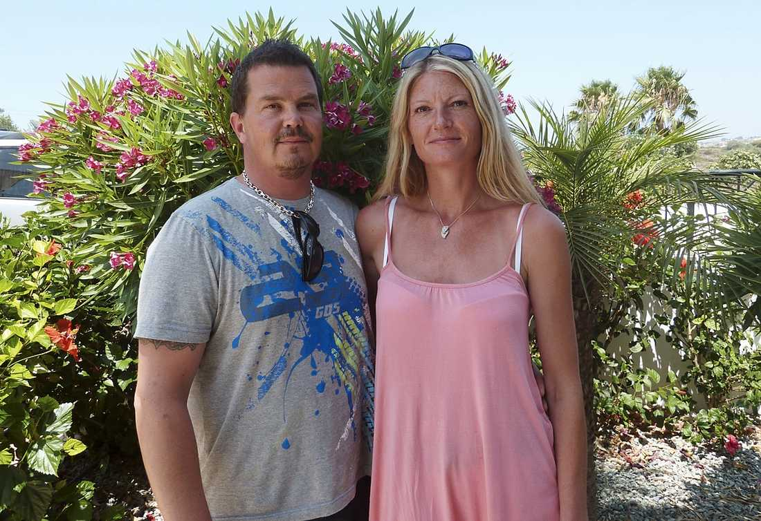 Cassandras föräldrar.