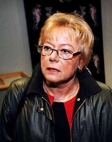Anna-Greta Lejon.