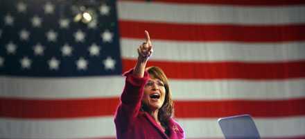 Sarah Palin får nu kritik från de egna leden.