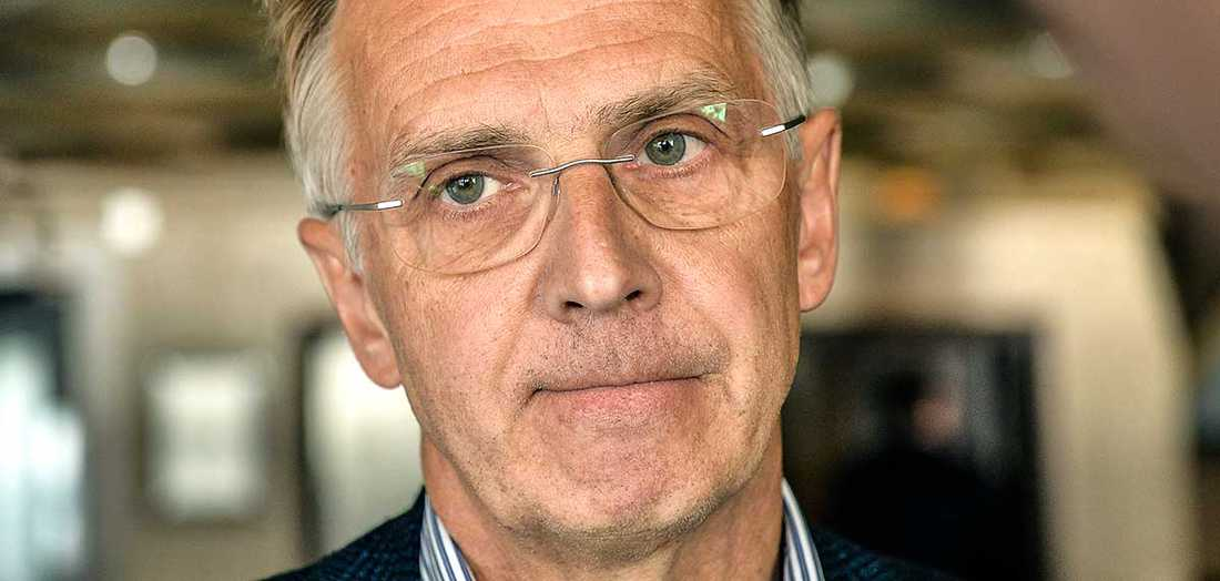 Anders Danielsson, avgående generaldirektör för Migrationsverket.