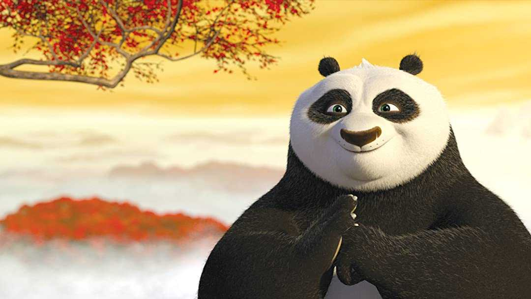 Den animerade pandan i får lära sig att den hemliga ingrediensen i soppan är .... ingenting.