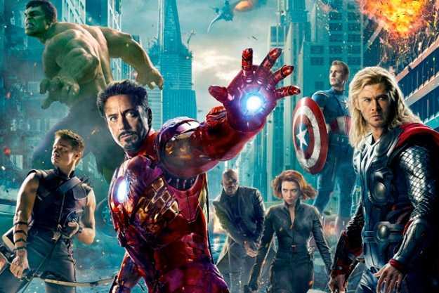"""The Avengers""."