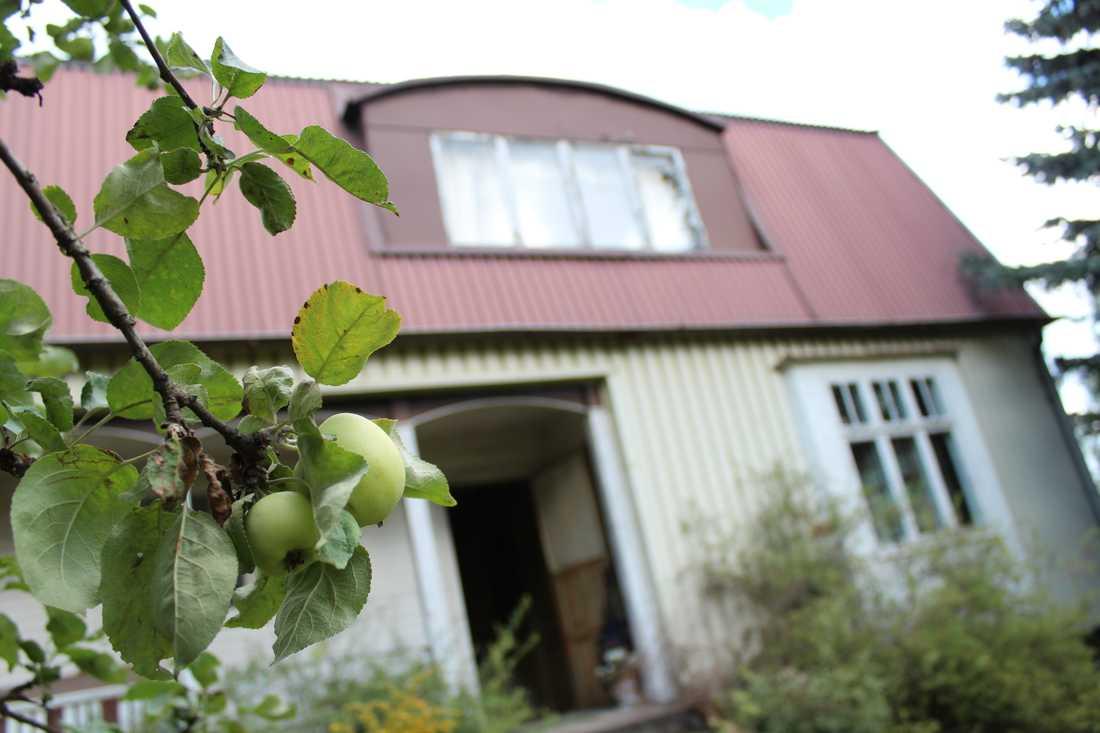 Gammalt och bortglömt kan få nytt liv. Huset på bilden ligger inte i Småland. Arkivbild.