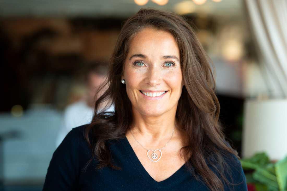 Agneta Sjödin är en av de deltagare som ska medverka i Kanal 5 och Dplays nya tv-serie. Arkivbild.