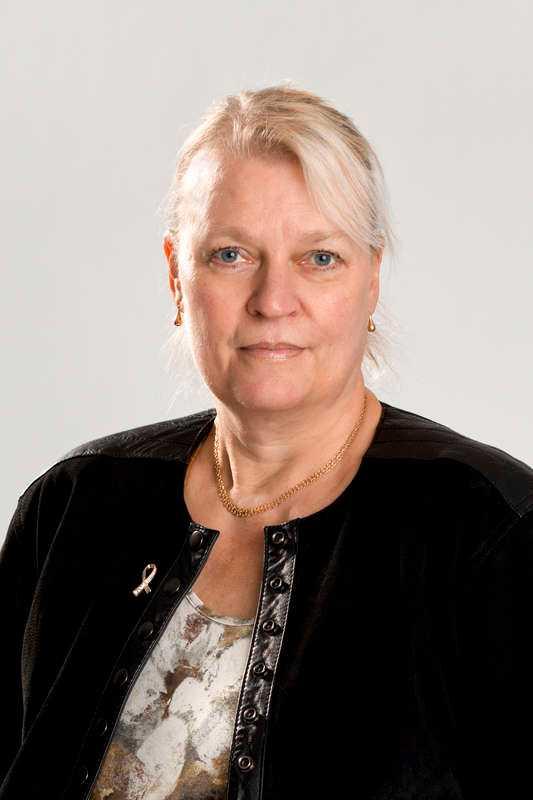 andre vice ordförande Ingela Edlund