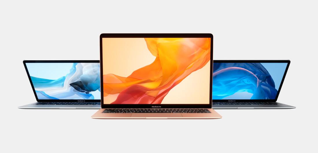 Nya Macbook Air är snabbare och mindre än den förra.