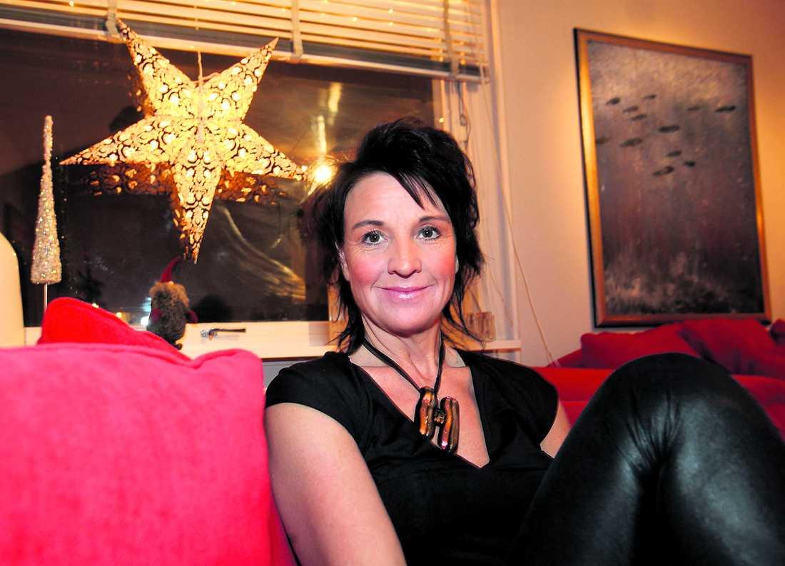 """Helene Eklund menar att TV4 har framställt henne som gnällig och manipulativ. """"Varför har man valt den bilden av mig? Det måste ha blivit fel någonstans"""", säger Helene."""