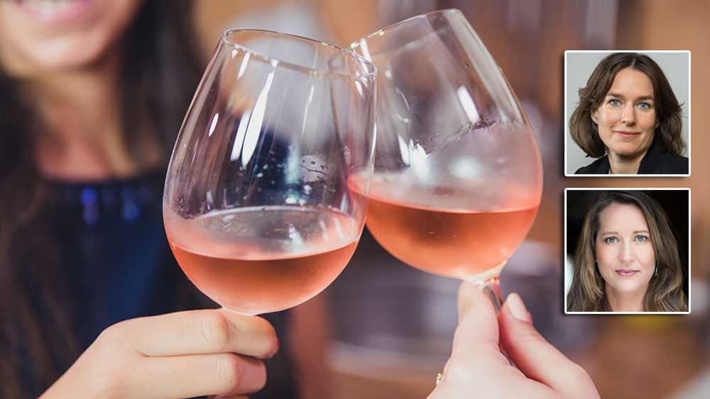 Vardagsdrickandet har ökat de senaste åren och med det även riskbruket. Det finns tydliga samband mellan att må psykiskt dåligt och att dricka mycket alkohol, skriver Karin Hagman, vd IQ Karin Schulz, generalsekreterare Mind.