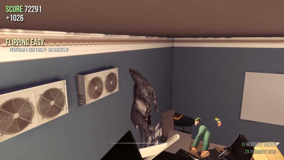 """Goat simulator""."