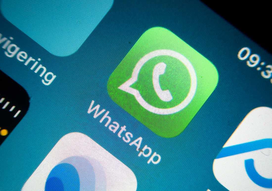 Det är fortfarande oklart hur många av appens användare som påverkats.
