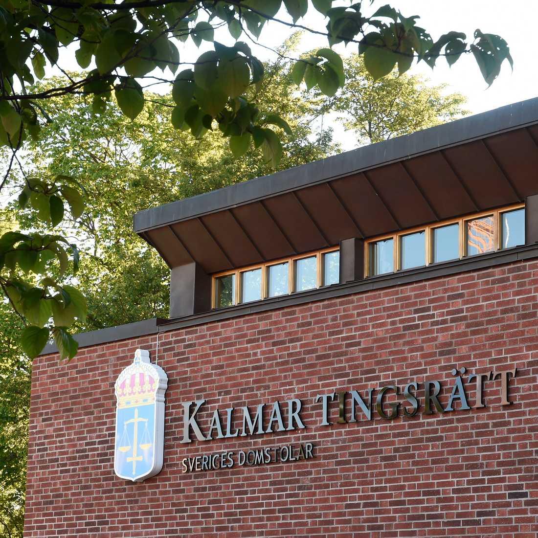 En 28-årig kvinna döms av Kalmar tingsrätt till fängelse för fridskränkning av sin dotter. Arkivbild.