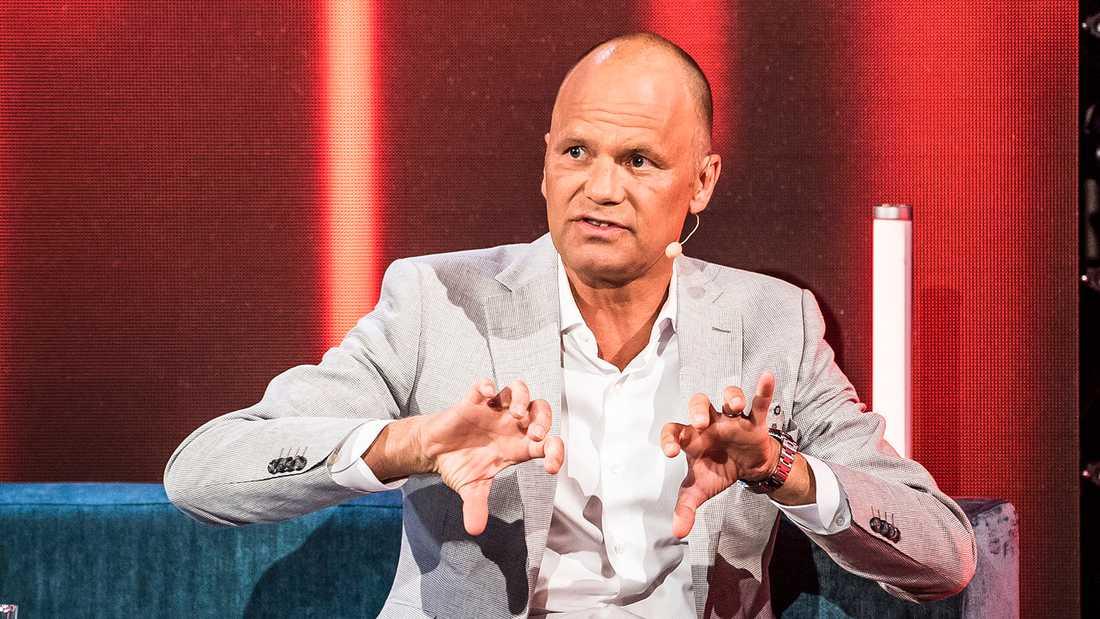 TV4:s vd Casten Almqvist.