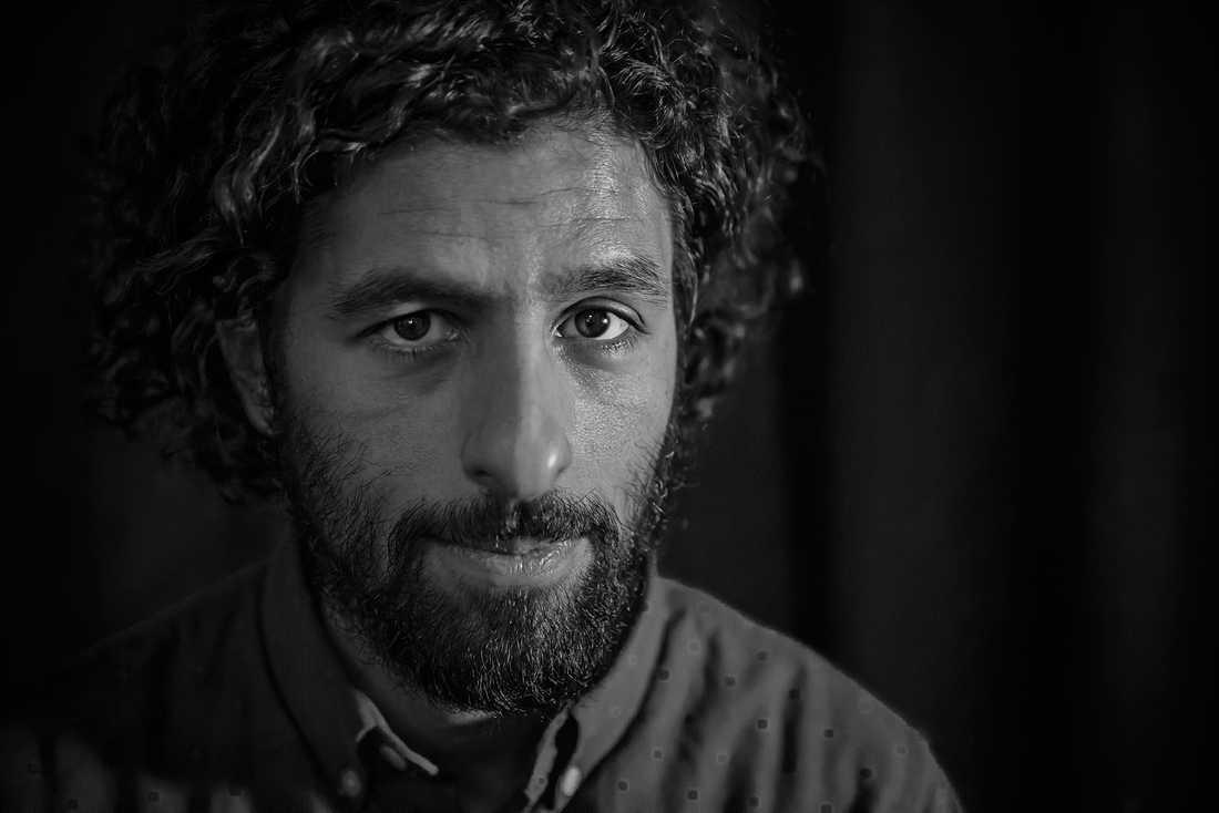 Albumaktuella José González har lidit av psykiska problem, men idag mår han bra. Foto: Magnus Sandberg.