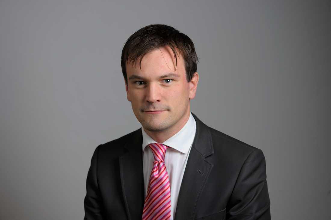Gustaf Hoffstedt, generalsekreterare för Branschföreningen för Onlinespel.